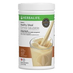 Herbalife康宝莱牌限量版健康蛋白混合饮料(速溶限量版奶昔)果仁味750克图片