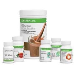 Herbalife康宝莱牌快速纤体瘦身减肥减重套餐(进阶套餐)图片