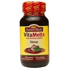 Nature Made VitaMelts™ 助眠口溶片100粒图片