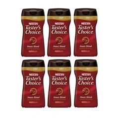 Nescafe 雀巢咖啡 Taster's Choice 百分百純速溶咖啡 6罐 (2040克)图片