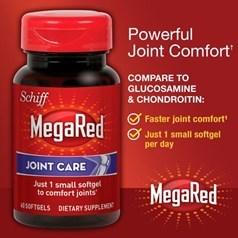 Schiff MegaRed牌关节护理胶囊  60粒图片