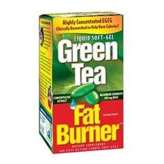 Applied Nutrition绿茶脂肪燃烧减肥瘦身液体胶囊 200粒图片