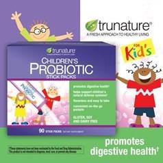 trunature®儿童益生菌  90小包图片