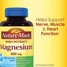 Nature Mad液态镁胶囊 150粒图片