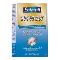 Enfamil赞臣TVS复合维生素滴剂 50毫升图片
