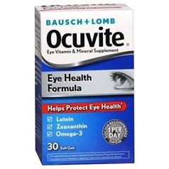 Ocuvite牌护眼保健配方胶囊 30粒图片