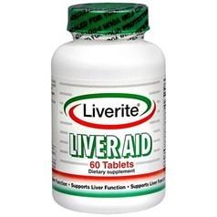 Liverite 清肝排毒片 60粒图片