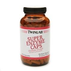 Twinlab强力消化酶胶囊 200粒图片