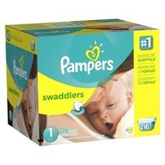 Pampers帮宝适纸尿布图片