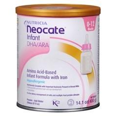 Nutricia 纽康特Neocate氨基酸脱敏配方奶粉(0-12个月婴儿) 400克图片