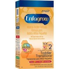 美国版Enfagrow 美赞臣二段奶粉 1080克图片