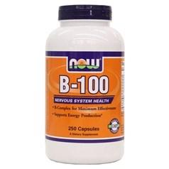 Now Foods牌复合维生素B-100胶囊 250粒图片
