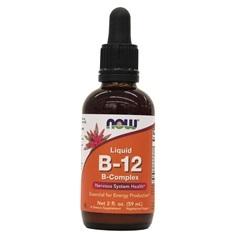Now Foods牌复合维生素B-12液体 59毫升图片