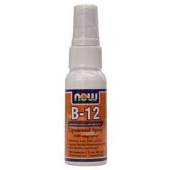 Now Foods牌维生素B-12脂质喷雾剂 60毫升图片