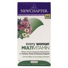 New Chapter新章牌女人复合维生素片 120粒图片