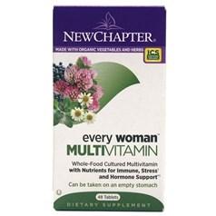 New Chapter新章牌女人复合维生素片 48粒图片