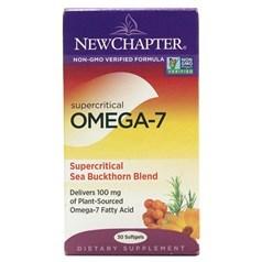 New Chapter新章牌草本Omega-7沙棘软胶囊 30粒图片