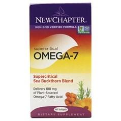 New Chapter新章牌草本Omega-7沙棘软胶囊 60粒图片