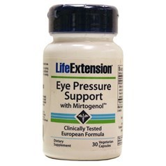 Life Extension牌眼睛内压保健素胶囊(含Mirtogenol)30粒图片