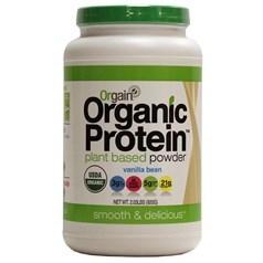 Orgain牌有机植物蛋白粉 920克图片