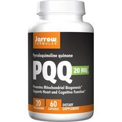 Jarrow Formulas牌PQQ胶囊 20毫克 60粒图片