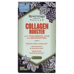 ReserveAge牌美容胶原蛋白强力补充胶囊 60粒 30天量图片