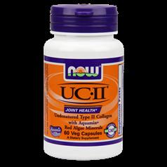 Now Foods牌UC-II二型骨胶原蛋白素食胶囊 60粒图片