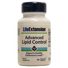 Life Extension牌高级血脂维护素食胶囊 60粒图片