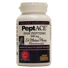 Natural Factors牌PeptACE 降血压胜肽胶囊 500毫克 90粒图片