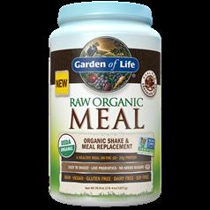 Garden of Lifet牌有机替代餐系列植物蛋白粉奶昔 巧克力味 1017克 28天用量图片