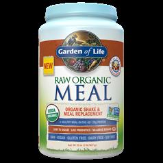 Garden of Lifet牌有机替代餐系列植物蛋白粉奶昔 香草印度奶茶味 907克 28天用量图片