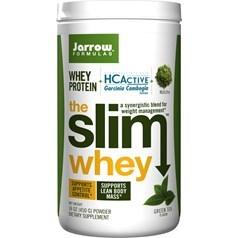 Jarrow Formulas牌藤黄果精瘦身纤体乳清蛋白粉奶昔 绿茶味 450克 18天用量图片