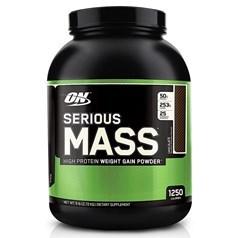 Optimum Nutrition牌Serious Mass增肌系列高蛋白增肌粉 巧克力味 2720克 图片
