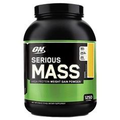 Optimum Nutrition牌Serious Mass增肌系列高蛋白增肌粉 香蕉味 2720克 图片