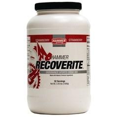 Hammer Nutrition牌Recoverite 运动后恢复饮料 草莓味 1568克 32次用量图片