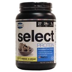 PEScience牌Select蛋白系列混合酪蛋白乳清蛋白粉 奶油饼干味 864克 27次用量图片