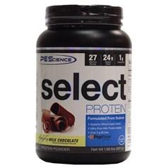 PEScience牌Select蛋白系列混合酪蛋白乳清蛋白粉 巧克力味 891克 27次用量图片