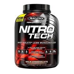 Muscletech牌Performance优品系列高性能正氮增肌分离蛋白粉 奶油巧克力味 1800克 50次用量图片